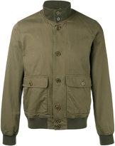 Aspesi high neck bomber jacket