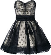 Marc Jacobs polka dot cocktail dress - women - Silk/Polyester - 2