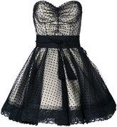 Marc Jacobs polka dot cocktail dress
