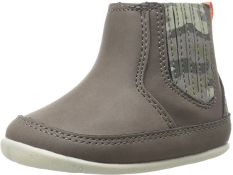 Carter's Every Step Boys 1st Walker Connor Chelsea Boot