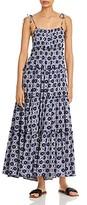 Thumbnail for your product : Aqua Batik Tiered Maxi Dress - 100% Exclusive