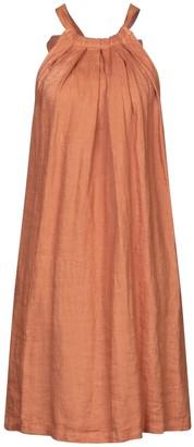 120% Knee-length dresses
