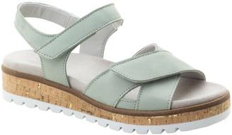 Dromedaris Leather Strap Sandals - Rebecca