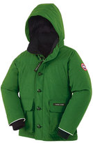 Canada Goose Boys' Vernon Hooded Down Parka, Jade Green, Size XS(6-7)-XL(12-14)