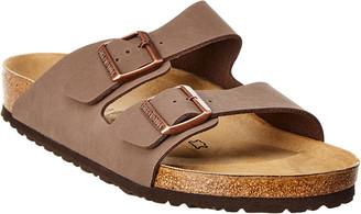 Birkenstock Men's Arizona Birkibuc Leather Sandal