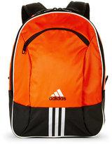 adidas Neon Orange & Black Pincer Backpack