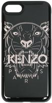 Kenzo Tiger iPhone 7 case - women - Cotton/Polyurethane - One Size