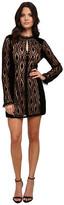 Nanette Lepore Lacy Lady Dress