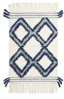 Nordstrom Diamond Tassel Rug