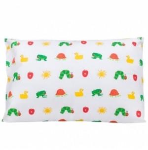 Wildkin The Very Hungry Caterpillar Hypoallergenic Toddler Pillowcase Bedding