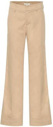 Vince Market linen and cotton twill pants