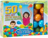 POOF 50 Pit Ball Set