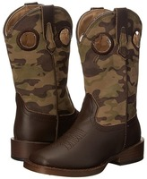 Roper Square Toe Camo (Toddler/Little Kid)