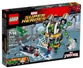 Lego Super Heroes Spider-Man: Doc Ock's Tentacle Trap 76059