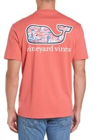 Vineyard Vines Men's Lighthouse Whale Pocket T-Shirt