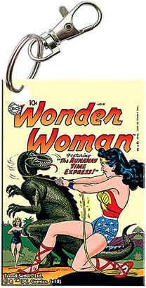Trend Setters Ltd Key Chains - Wonder Woman Issue No. 97 Acrylic Key Chain