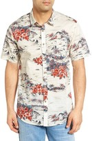 Billabong Men's Vacay Print Woven Shirt