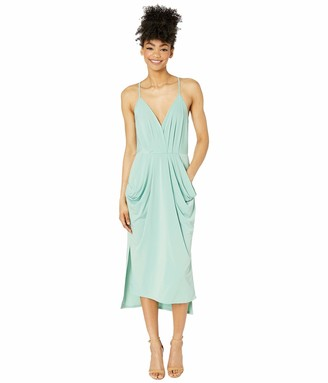 BCBGeneration Women's Drape Cocktail Dress