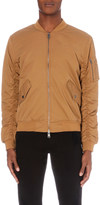 Criminal Damage Air Force cotton-twill bomber jacket