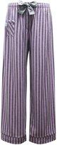 Boxercraft Womens Cotton Flannel Striped Sleep Pants, Xlarge (15-17)