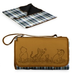 ONIVA™ Disney's Winnie The Pooh Outdoor Picnic Blanket with Blanket Tote