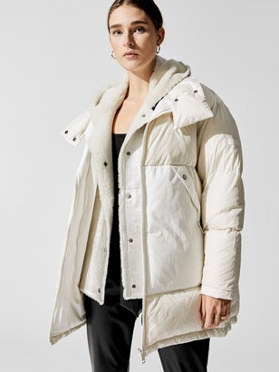 Army by Yves Salomon Technical Down Coat