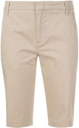 Vince skinny-fit bermuda shorts