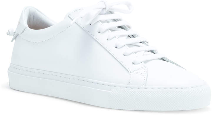 Givenchy Urban Street White Leather Sneakers