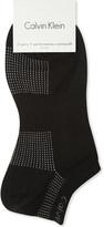 Calvin Klein Coolmax® ankle socks 2 pack