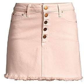 Alice + Olivia Jeans Jeans Women's Good High-Rise Jean Skirt