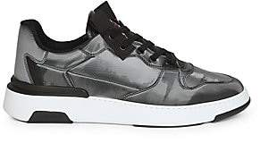Givenchy Men's Hologram Leather Low-Top Sneakers