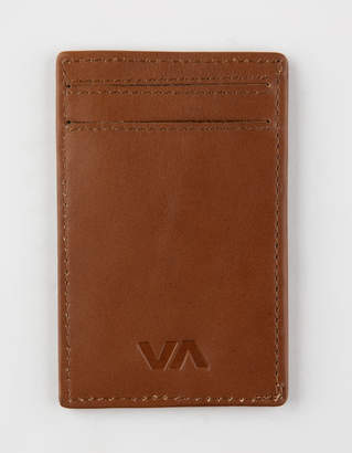 RVCA Clean Mens Card Wallet
