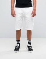 Adidas Originals X By O Shorts In White Bq3207