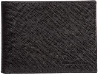Karl Lagerfeld Paris Logo Embossed Wallet