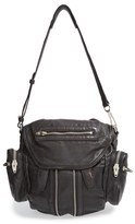Alexander Wang 'Mini Marti' Leather Backpack - Black