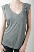 LnA Muscle Tee – Grey