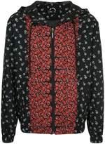 The Upside floral running jacket
