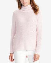 Lauren Ralph Lauren Dolman Funnel-Neck Sweater