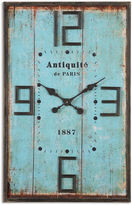 Asstd National Brand Antiquite Wall Clock