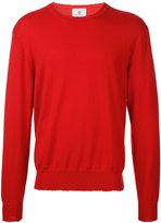 Kent & Curwen crew neck jumper - men - Wool - S