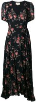 Denim & Supply Ralph Lauren floral wrap dress