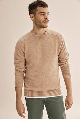 Country Road Woolly Crew Knit