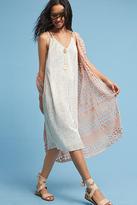Anthropologie Delia Crocheted Kimono