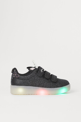 H&M Flashing Sneakers - Black