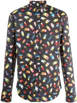 Love Moschino allover print shirt