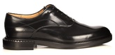 Fendi Leather Derby Shoes