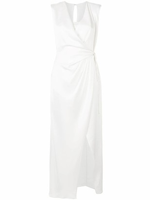 Manning Cartell Australia Sleeveless Wrap Dress