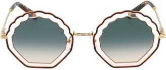 Chloé Eyewear Gradient Lens Sunglasses