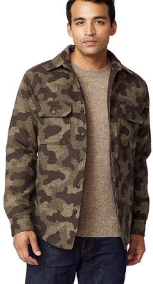 Pendleton Camo CPO Jacket - Men's