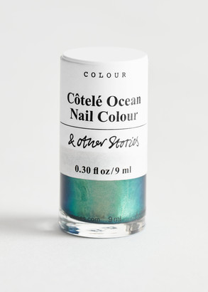 And other stories Cotele Ocean Nail Polish